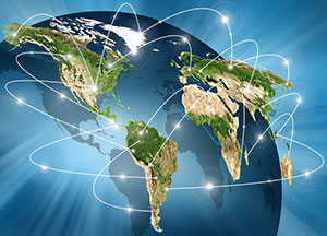 conducting business globally