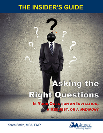 Ebook: Asking the Right Questions